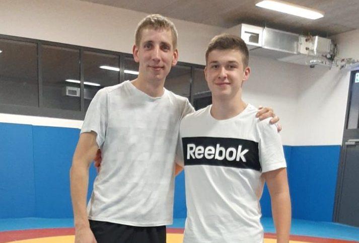 Zwei neue Trainerlizenzen beim Greizer Ringerverein