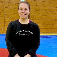 Greizer Ringerin Eyleen Sewina startet bei den Europameisterschaften