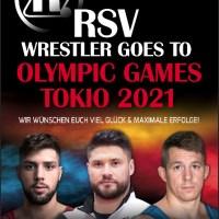 Start der Olympischen Spiele in Tokio 2021