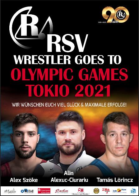 Olympischen Spiele in Tokio 2021