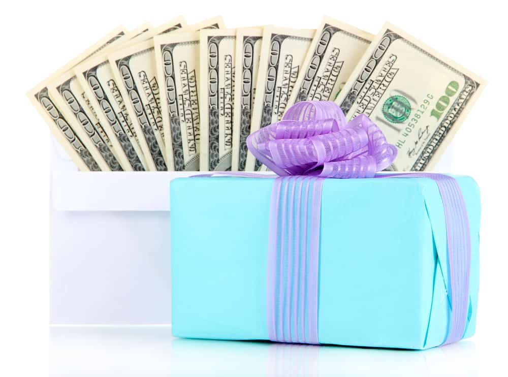 Are Guests Less Likely To Send A Gift Or Money If The