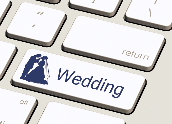 Digital wedding ideas