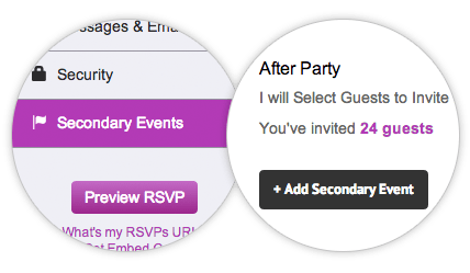 rsvpify rsvp website free online rsvp app for weddings events