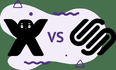 WIX versus Squarespace event website builders