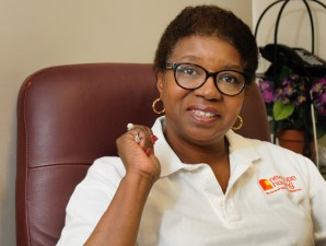 Next week, Dee Mackie-Smith of Alexandria, an RSVP-Northern Virginia volunteer engagement leader, will take part in her second MLK day event as part of RSVP. (Photo by Rob Paine/RSVP-Northern Virginia)