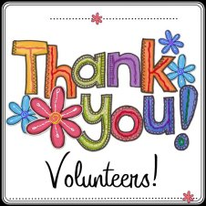 thanksvolunteers