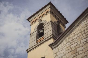 Hill-top castello