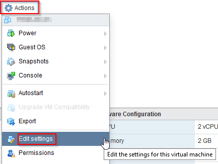 No mouse cursor in VMware vSphere 6 5 console – RSW IT & Web Blog
