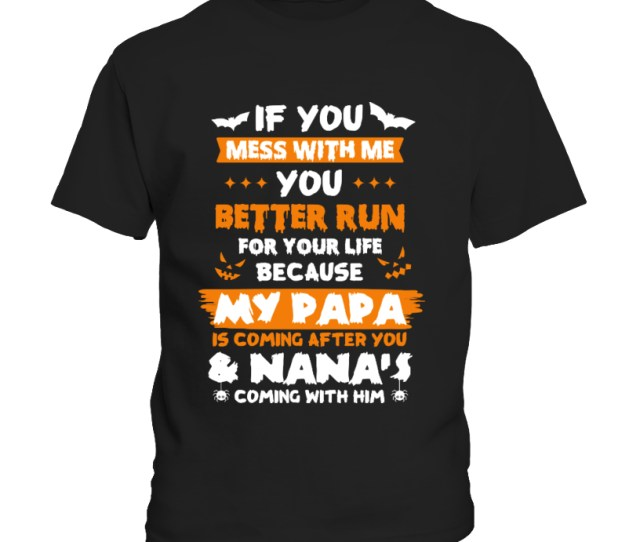 Halloween T Shirts For Toddlers Halloween Gifts For Grandchildren Halloween Costume T Shirt Funny Hilarious