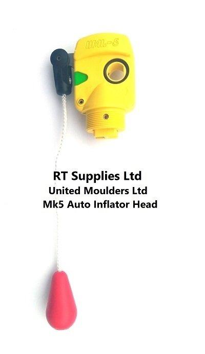 United Moulders Mk5 Auto Inflator