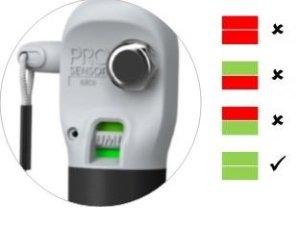 United Moulders Pro Sensor Elite Inflator