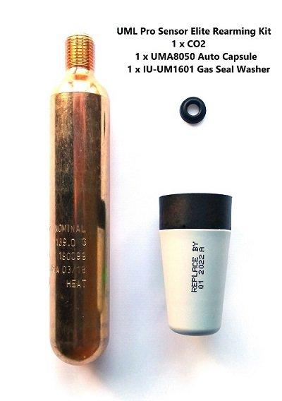 UML Pro Sensor Elite Lifejacket Rearming Kit