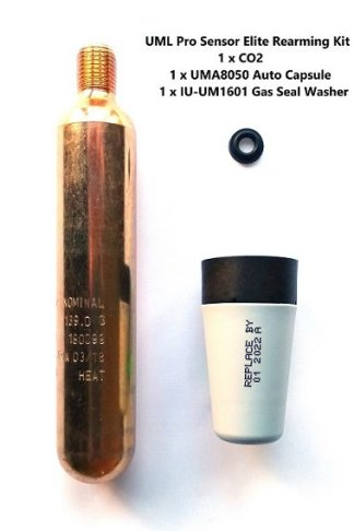 UML Pro Sensor Elite Lifejacket Rearming Kit