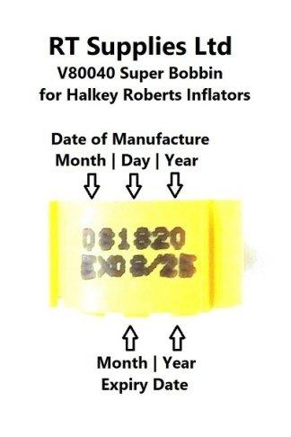 Halkey Roberts Parts