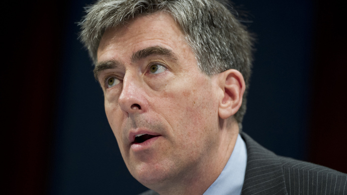 National Security Agency Deputy Director John Chris Inglis (AFP Photo / Saul Loeb)