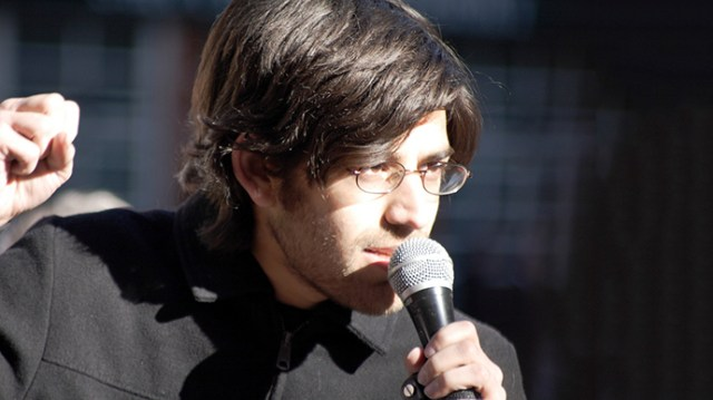 Aaron Swartz (Photo by Phillip Stearns)