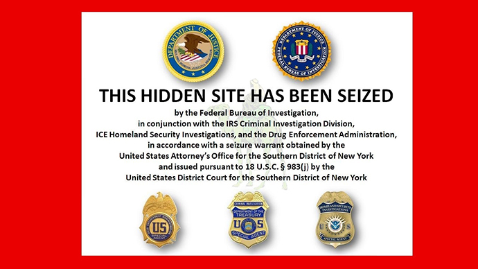 Image placed on silkroadvb5piz3r.onion by the FBI.