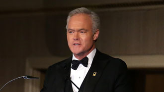 Scott Pelley (AFP Photo)