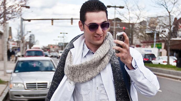 Tamerlan Tsarnaev (Image from vk.com)