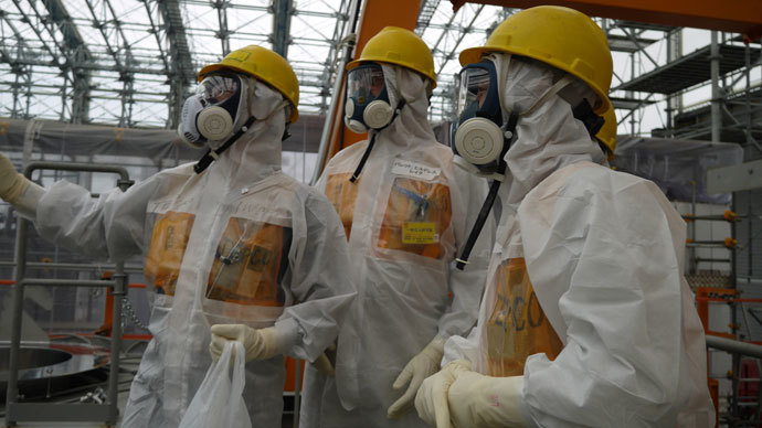 AFP Photo / TEPCO