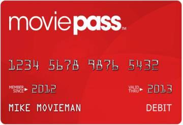 MoviePass, el futuro del cine según Silicon Valley