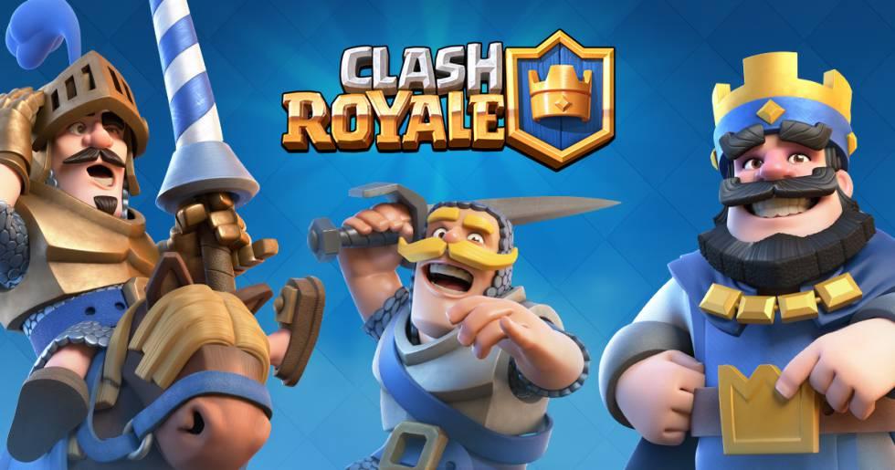 Imagen promocional del videojuego Clash Royale