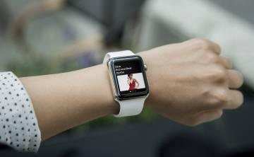 Sugerencias en Apple Watch.