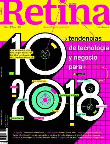 Lo último en transformación digital es táctil, en la Revista Retina