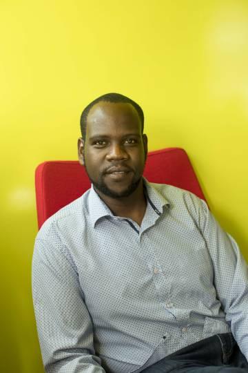 Daniel Maison, CEO de Skygarden