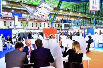 Un espacio propicio para encuentros bipersonales, ponencias y paneles de expertos.