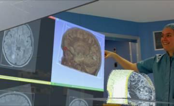 Los hologramas toman los quirófanos