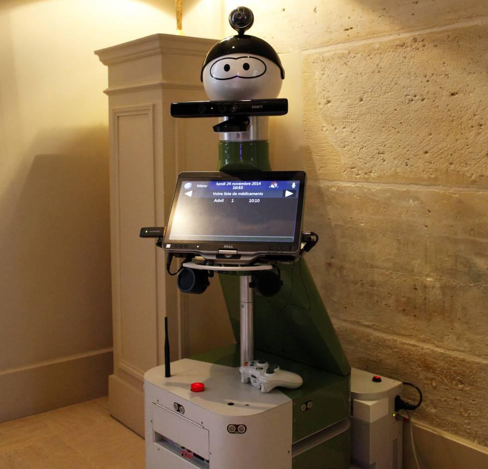 Kompaï robot