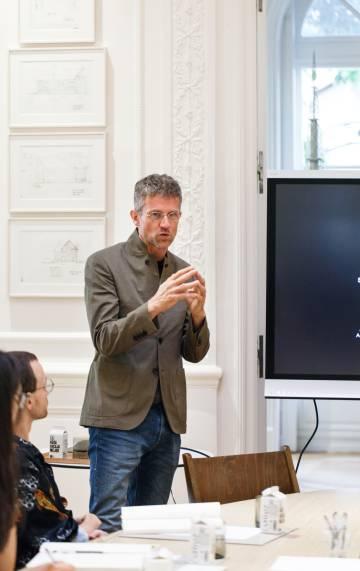 """Carlo Ratti: """"El futuro no es algo que predecir, se construye día a día"""""""