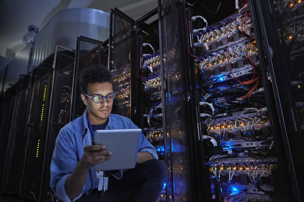 ¿Dejarías que un robot se ocupase de la ciberseguridad de tu empresa?