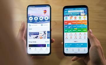 Las apps de Ctrip para China y el mercado internacional