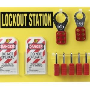 5 lock board