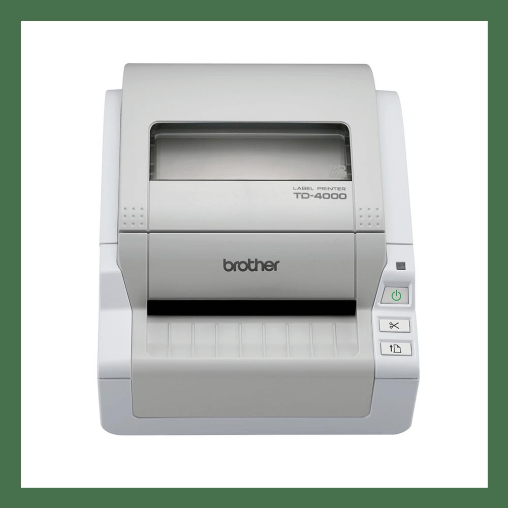 39b3079da253 Brother TD-4000 - Professional barcode label printer