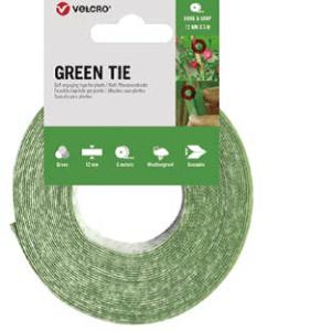 VELCRO® Brand Green Ties 12mm x 5m