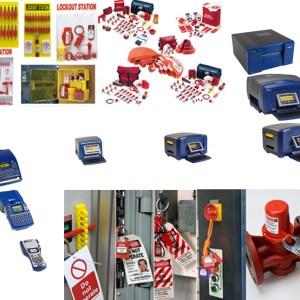 Hasps, Kits, Stations, Tags and Printers