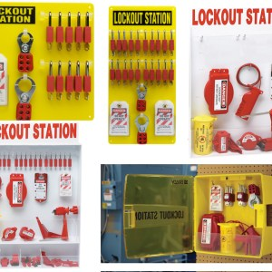 Lockout Stations & Boards