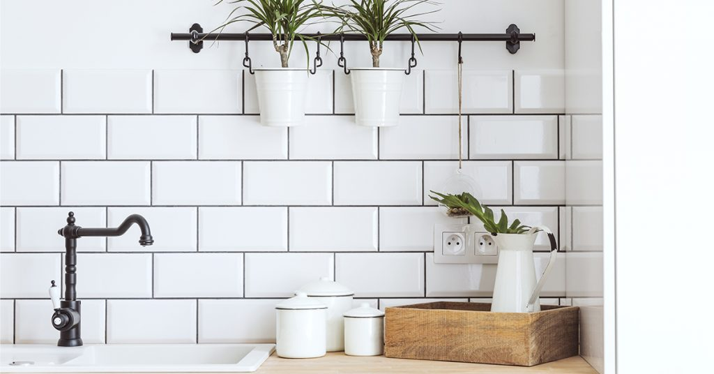 grout lines how to determine what size