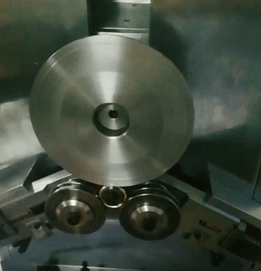 Automtatic Bangle and Ring Reshaping Machine