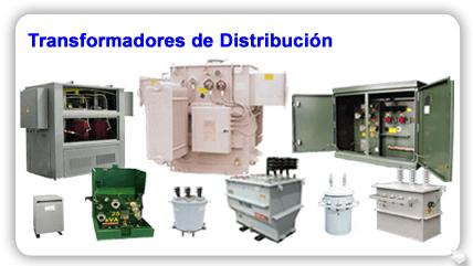 Transformadores Eléctricos de alta tensión