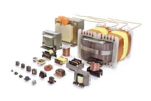 Componentes de un Transformador Electrico