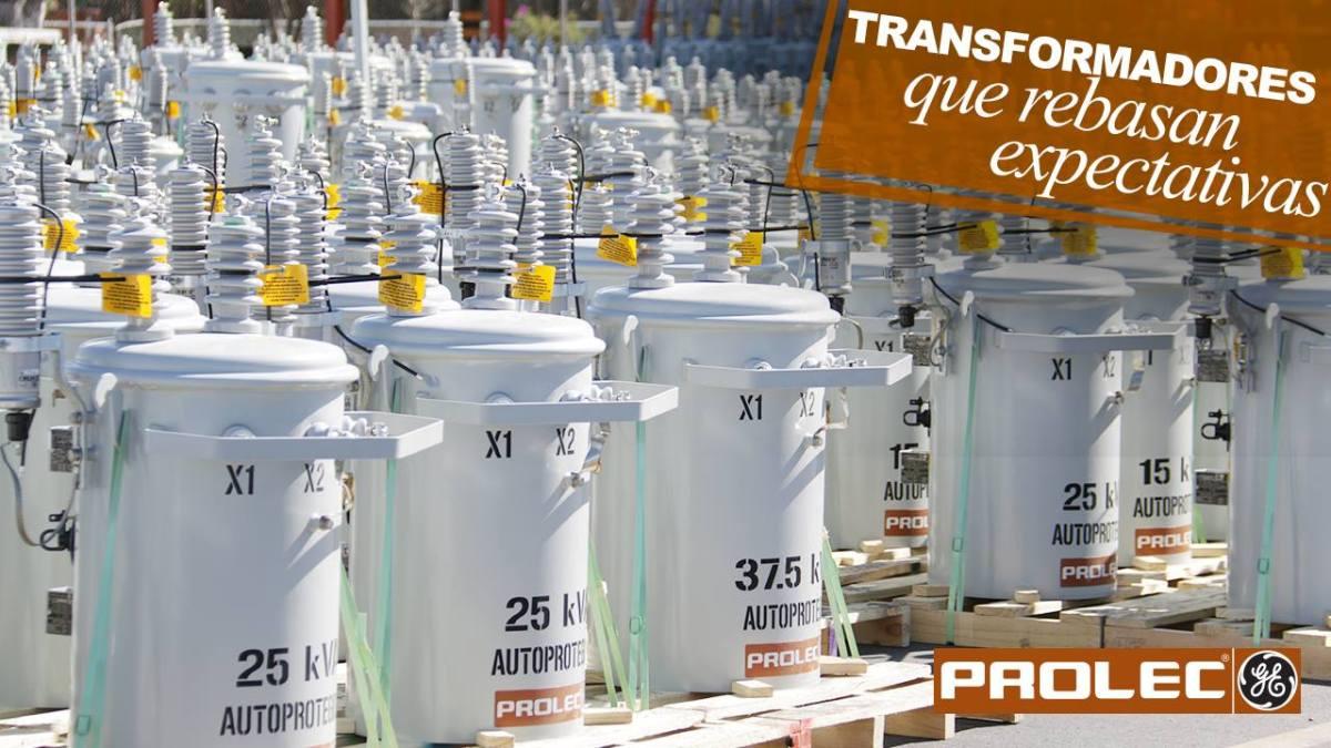 transformadores prolec