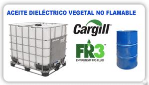 ACEITE PARA TRANSFORMADORES ELECTRICOS VEGETAL