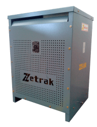 transformador seco zetrak