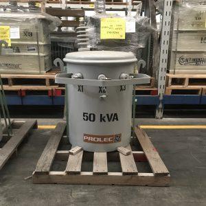 Transformador Prolec 50 Kva Poste Monofasico 13200YT/7620 120/240V