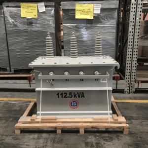 Transformador Tipo Poste Trifasico IG 112.5 KVA 13200 V