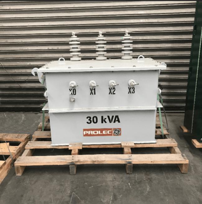 transformador 30 kva